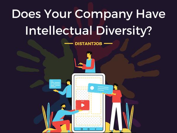 Intellectual diversity