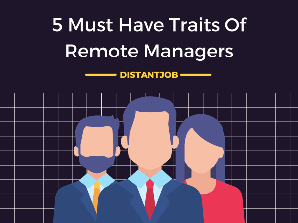 remote manager must have traits