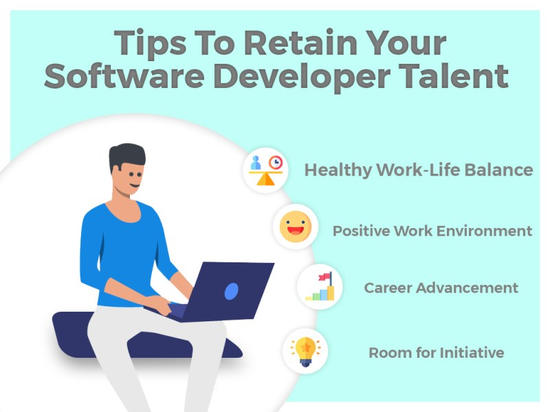 retain software developers