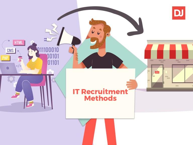 IT recruitment method