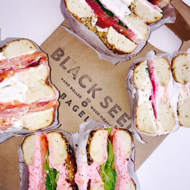 black seed bagels | distantlocals.com