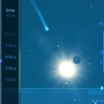 Distant Suns Astronomy App Makes Tracking Comet Pan-STARRS Easy