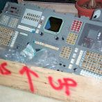 Weird Crap in Mike's Place #4: Soyuz Control Panel
