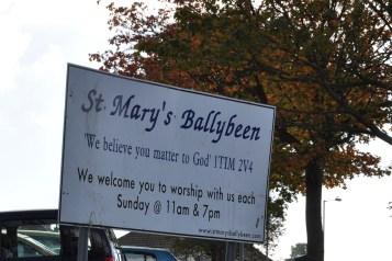 St Mary's Ballybeen