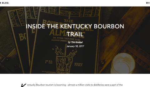 Inside the Kentucky Bourbon Trail at Distiller.com