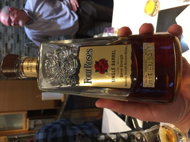 Four Roses Single Barrel OESK