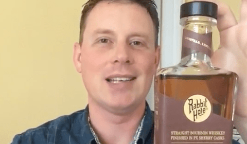 Review: Rabbit Hole Straight Bourbon Whiskey Finished in PX Sherry Casks