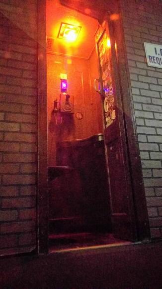 815 Elm entrance