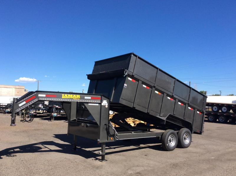 2019 lamar 16ft dump trailer jackssons albuquerque, nm pj