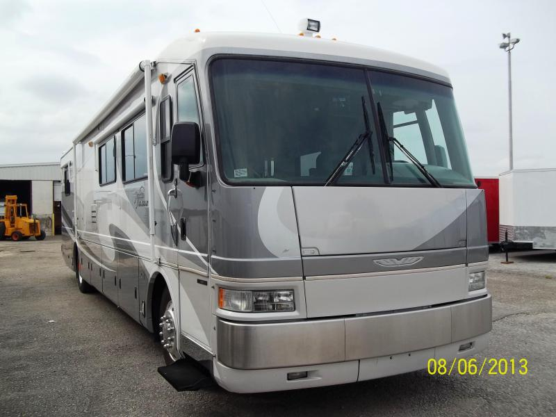 Southwind 1990 Parts Rv Fleetwood