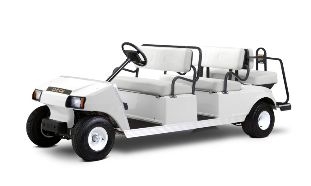 medium resolution of club car villager 6 electric