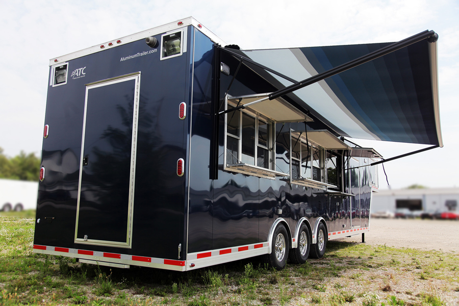 kitchen trailers for office mobile drw performance billings mt trailer atc