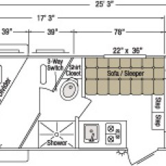 Horse Trailer Electric Brakes Wiring Diagram For A Light Bulb Lamp Socket Horizon 6906 Living Quarter | Steer In Sales New And Used Titan, Wilson, Haulmark, Big ...