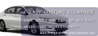shipping of cars to Nigeria from USA, UK, Canada and Germany