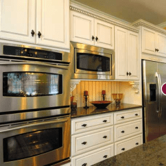 Arts And Crafts Kitchen Cabinets Travel Trailers With Rear Popular Cabinet Styles 2013 - Custom High End ...