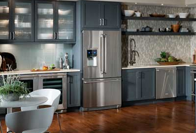 Popular Kitchen Cabinet Styles 2013 Custom High End Cabinets