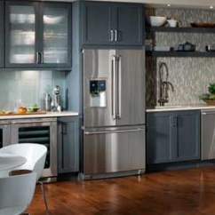 Kitchen Cabinet Styles Table Bench Seating Popular 2013 Custom High End Cabinets