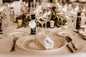 Olive oil as a wedding favour