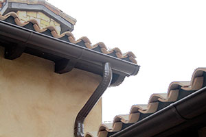 Distinctive Custom Roofing Roof Drainage Systems
