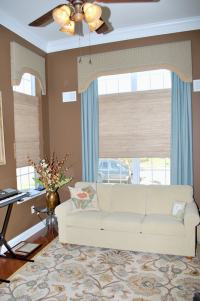 Window Treatments | Distinctive Interior Designs
