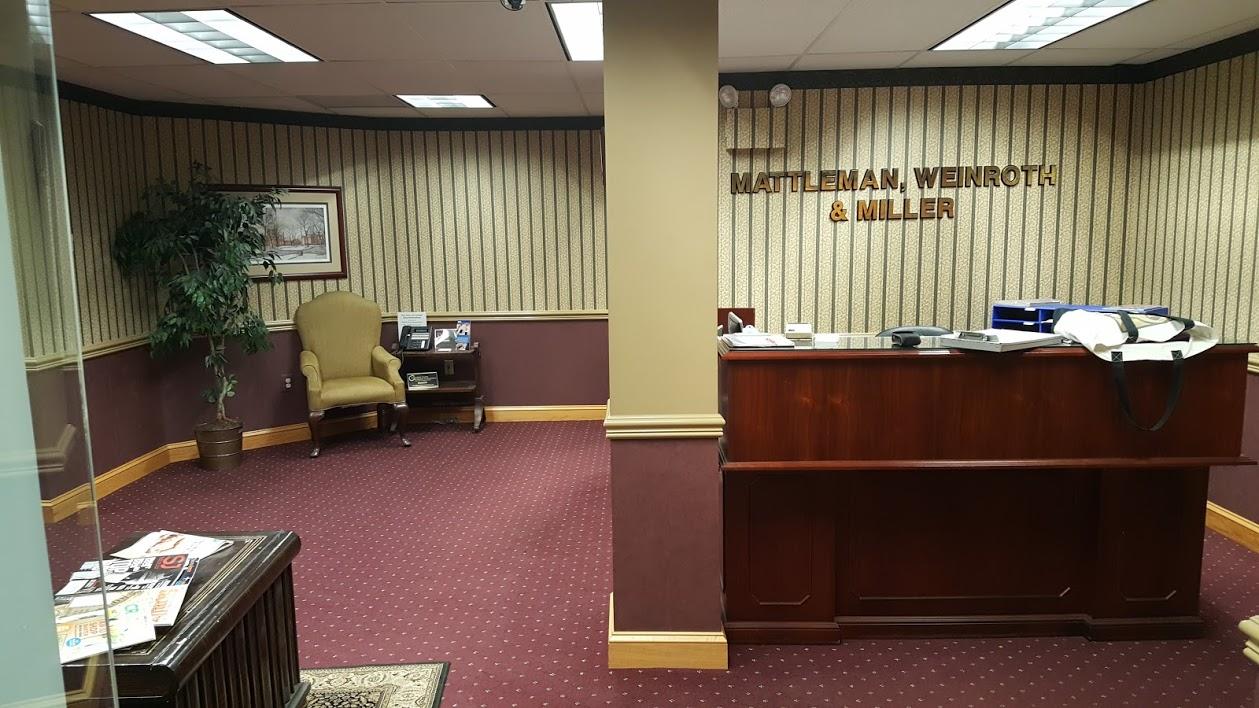 Law Firm Redesign  Cherry Hill NJ  Distinctive Interior