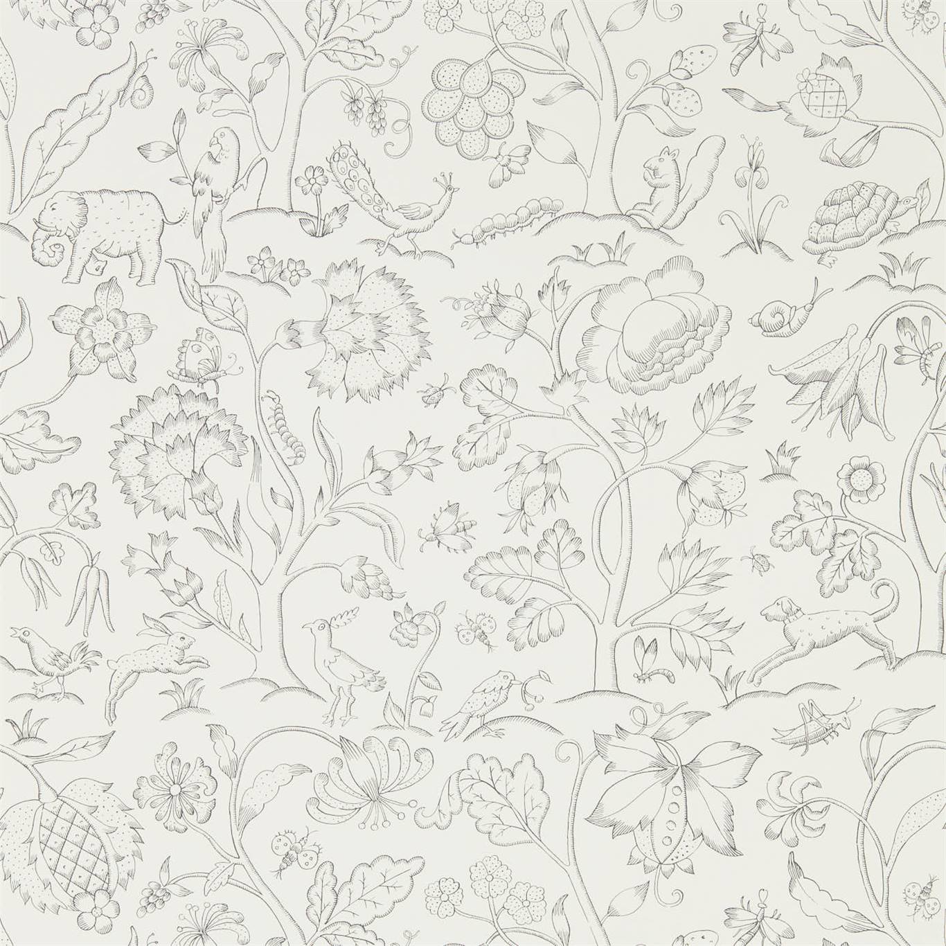 Middlemore sample Melsetter Morris & Co Wallpaper