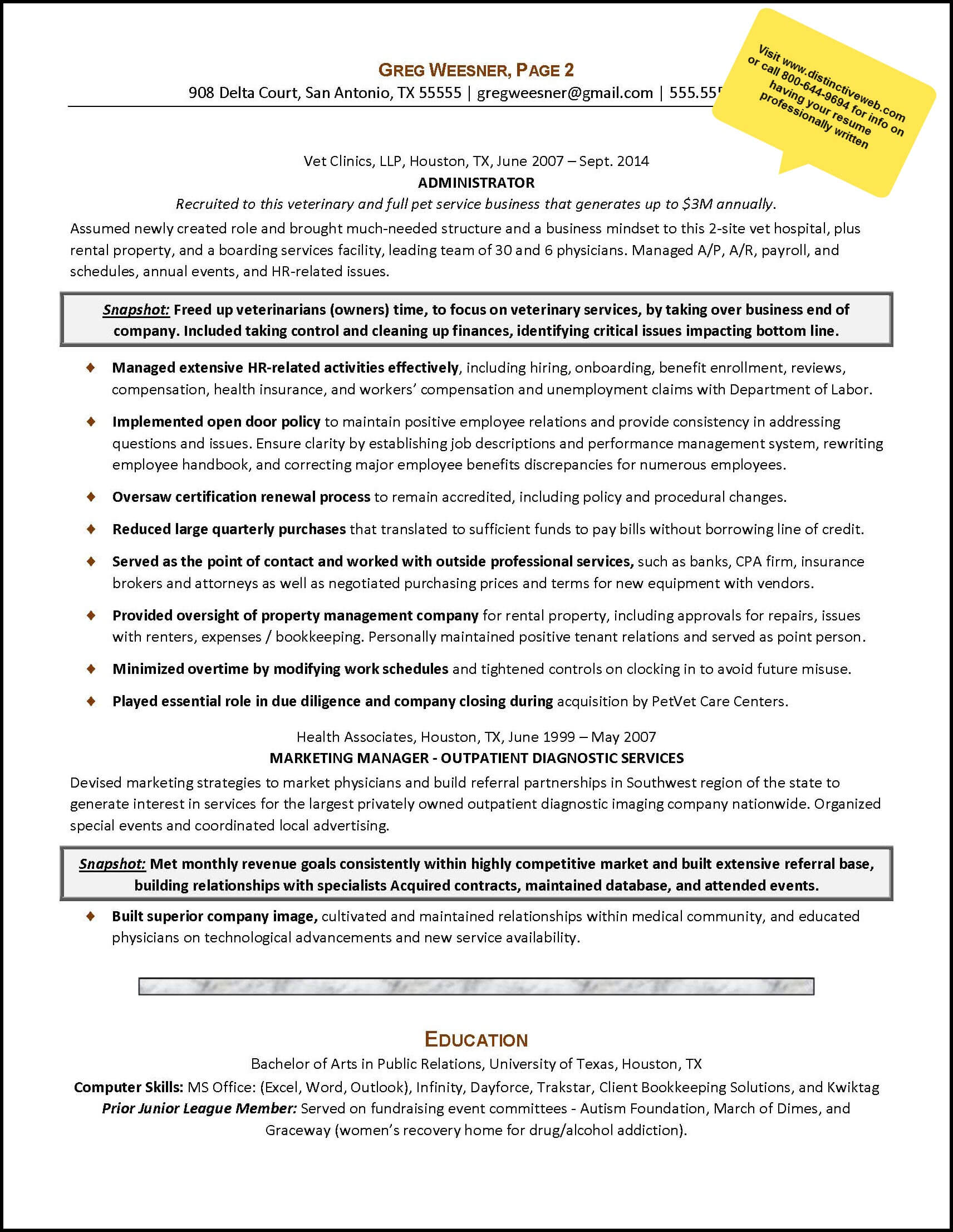 Resumes For Career Changers Resume Sample Career Change