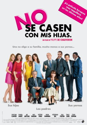 NO SE CASEN -  Poster Oficial Colombia