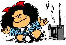 Mafalda: feminismo desde una humilde sillita