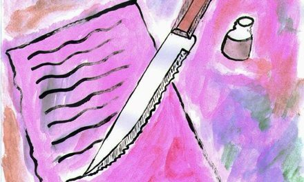 Escritura de la violencia