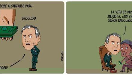 Latinoamerican Splendor 4 (Tira cómica)