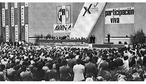 Autoridad y memoria: el Partido Revolucionario Institucional