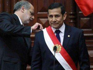 Ollanta Humala: tensiones, negociaciones y promesas