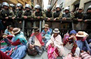 Nuevos actores en política: organizaciones indígenas en Bolivia y Guatemala