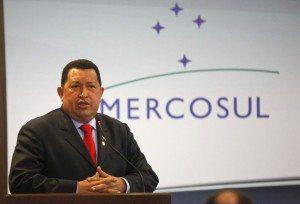 Venezuela en Mercosur. Lecturas anticipadas de una elección.