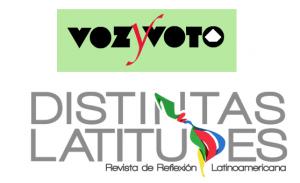 Acuerdo de colaboración entre Voz y Voto y Distintas Latitudes