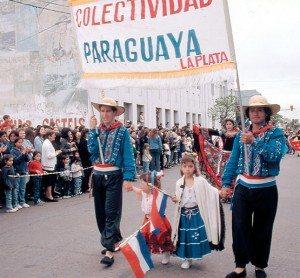 Utopía guaraní, realidad austral. Paraguayos en la Argentina