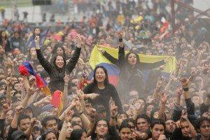 Globalización y festivales de rock en América Latina