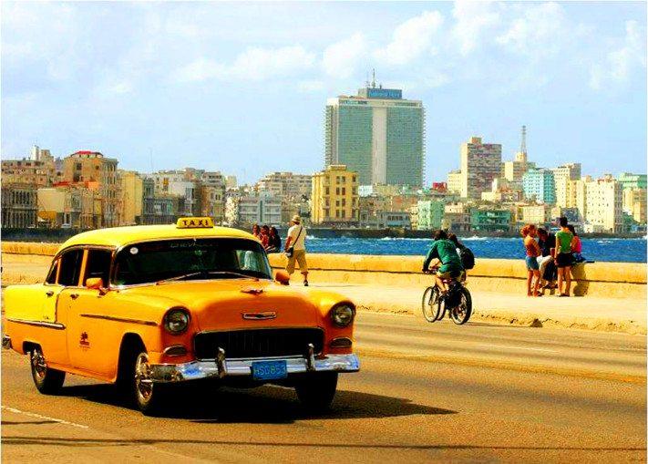 Entre Cuba y México todo es bonito y sabroso
