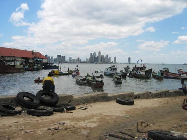 """Panamá: """"Pequeña Manhattan"""" y sus contrastes"""