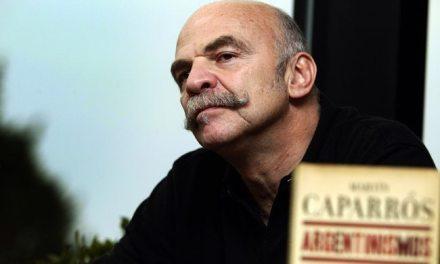 Fracaso, hambre y realidad: una entrevista a destiempo con Martín Caparrós