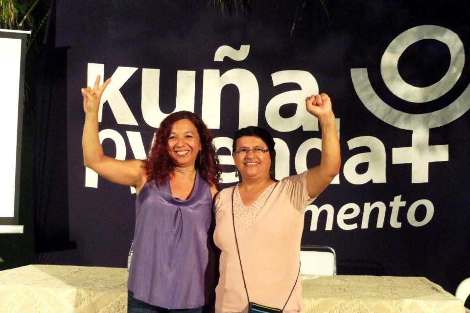Kuña Pyrenda: único partido político feminista paraguayo