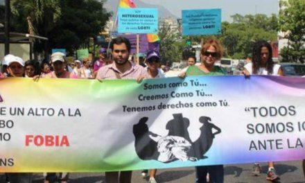 """La lucha LGBTI que es """"enemiga del Estado"""" en Venezuela"""