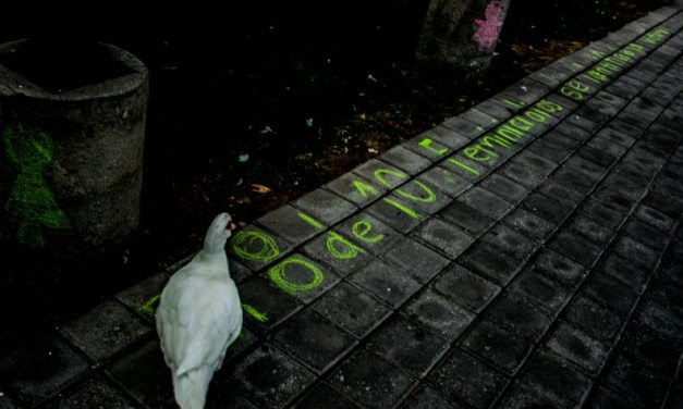 Feminicidios marcaron las calles de Puebla