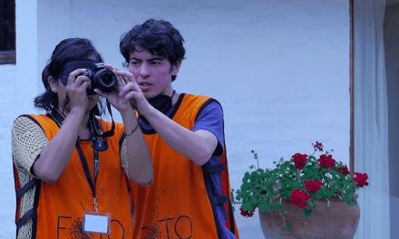 Así funciona Fotosentidos, proyecto de inclusión para personas con discapacidad visual en Ecuador