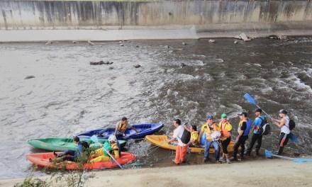 Ciudadanos al agua: así quieren rescatar el río más contaminado de Medellín