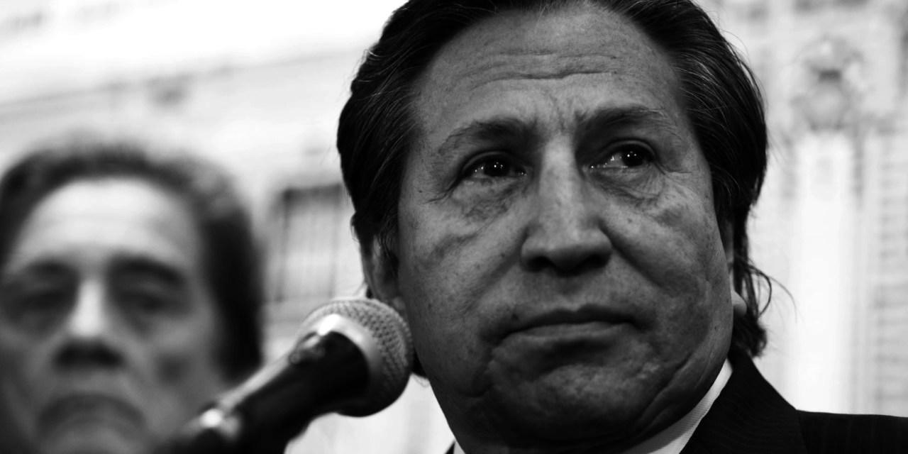 Alejandro Toledo: ¿otro ex presidente de Perú a la cárcel?