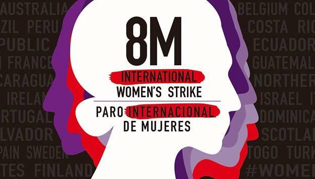 Un día sin ellas: Paro Internacional de Mujeres