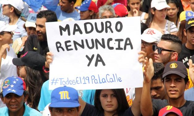 Venezuela: las horas de la tensión