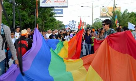Así se vivió el orgullo en Centroamérica